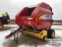 Balers New Holland BR7090 5X6 MESH WRAP ROUND BALERS MN USA