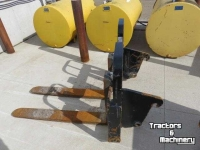 Find your new or used Pallet Forks on Tractors and Machinery