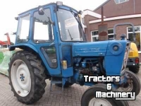 Tractors Ford 4600