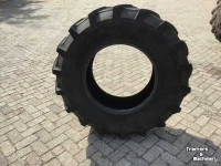 Wheels, Tyres, Rims & Dual spacers Trelleborg 380/85 R24