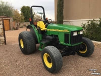 Tractors John Deere 5320 MFWD UTILITY COMPACT TRACTOR CO USA