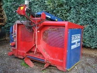 Silage grab-cutter Siloking EA 2300