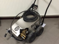 High-pressure cleaner, Hot / Cold Waterkracht Buggy RVS