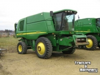 Combine John Deere 9650 STS 2WD COMBINES FOR SALE WI USA